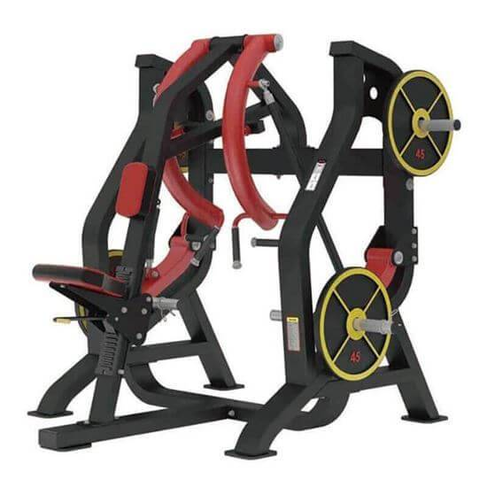 Seated Rear Delt Machine