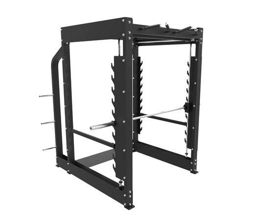 3D Smith Power Rack