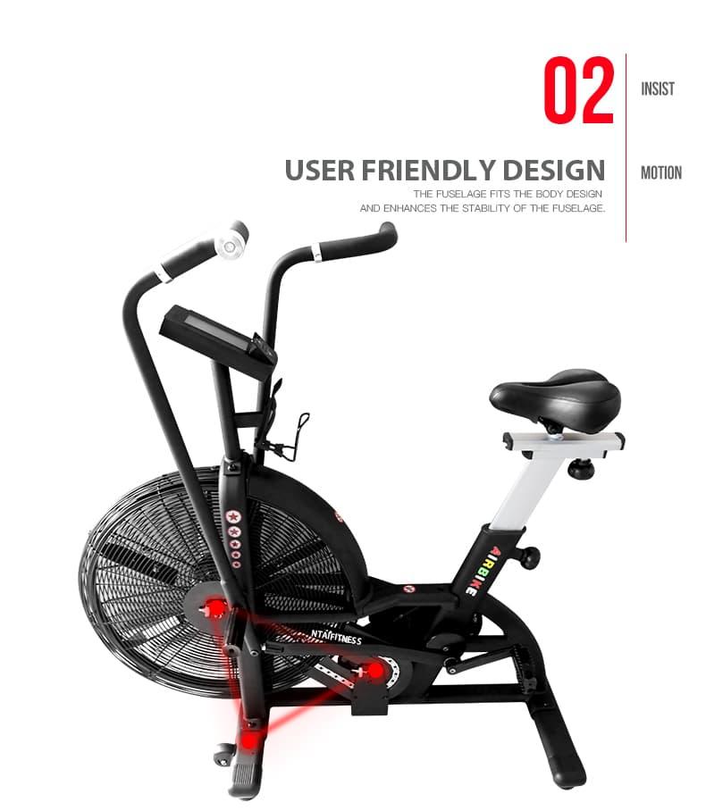 Crossfit Air Exercise Bikes for Sale | Buy Air Bike Online