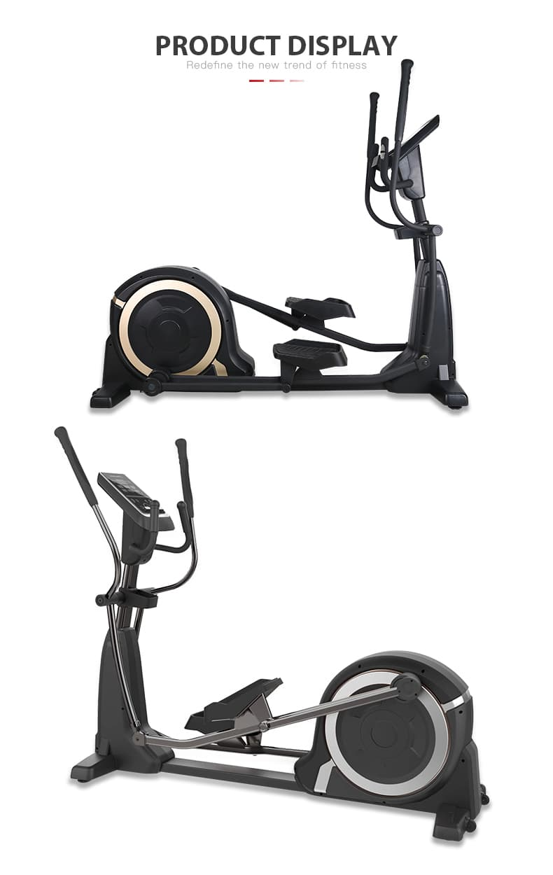 Commercial Ellipticals & Cross-Trainers for Sale