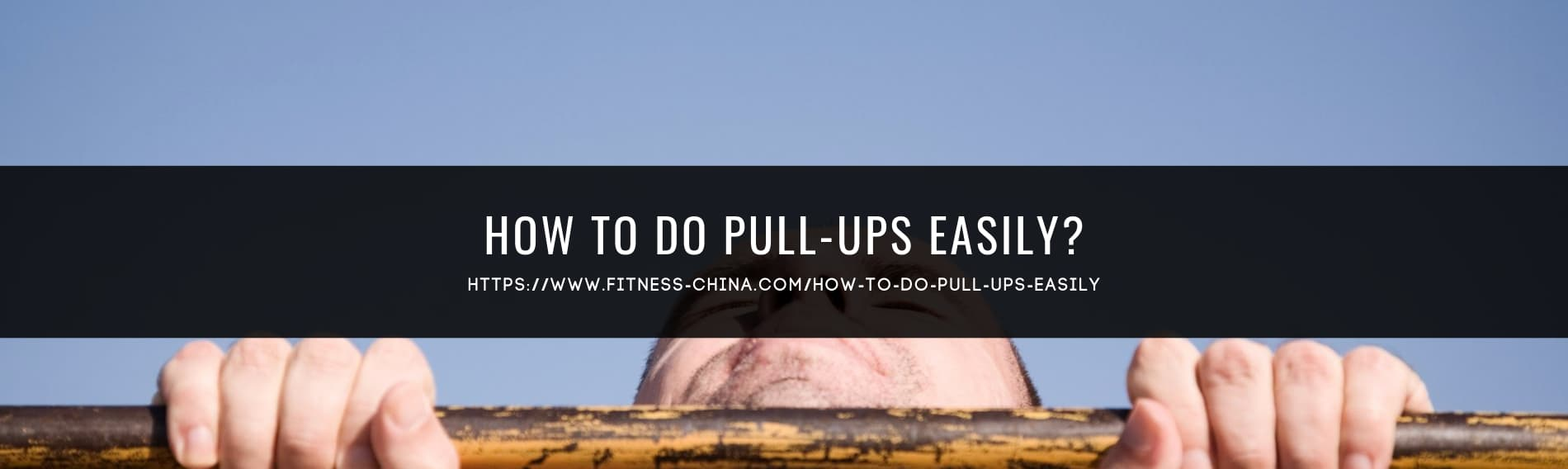 How to do pull-ups easily?