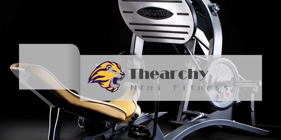THEARCHY商用团队训练健身器材