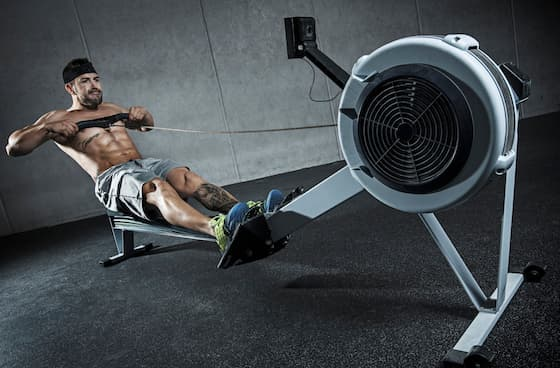 It's All About The CONCEPT2 ROWING MACHINE