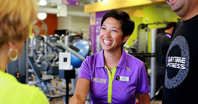 Anytime Fitness sees potential for more than 300 gyms in china