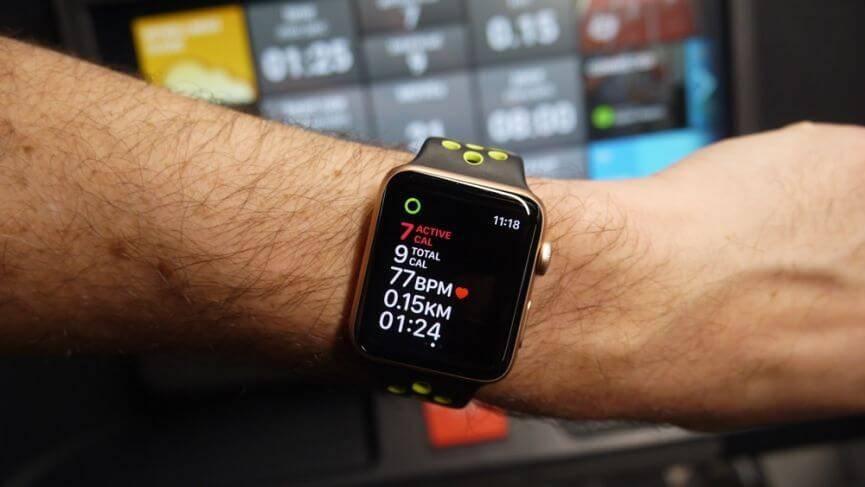 健身房体验苹果GymKit