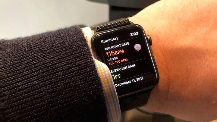 苹果健身应用GymKit