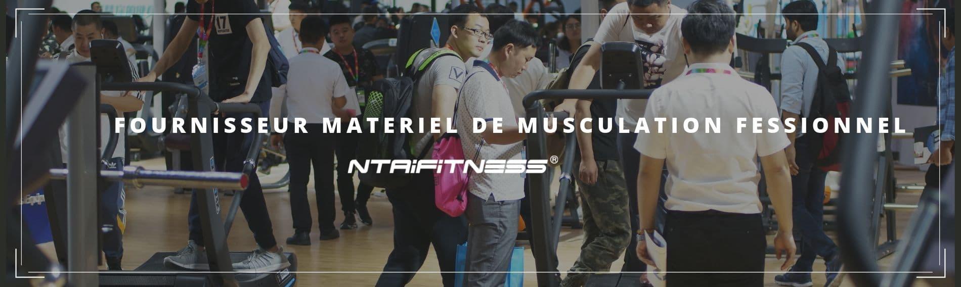 Fournisseur materiel de musculation fessionnel - Equipement salle musculation fessionnel