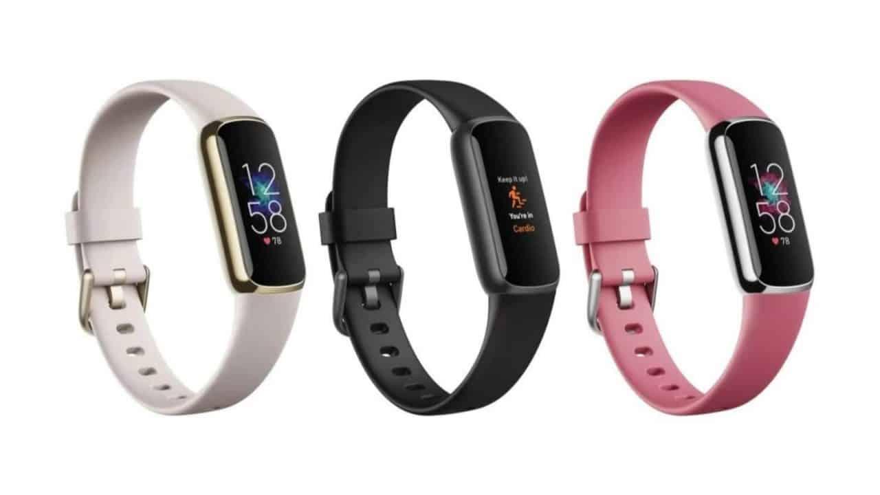 新品: Fitbit Luxe最新发布 成为2021年值得拥有的豪华智能健身手表