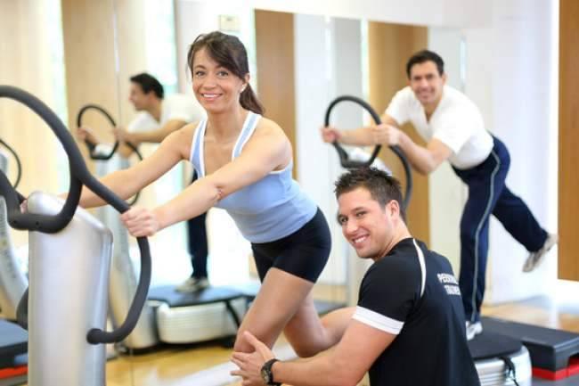 商用健身房专用大型塑身机抖抖机疯狂甩脂机能减肥吗