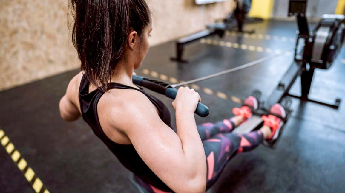划船器健身效果如何? 划船器锻炼多久才能有效果