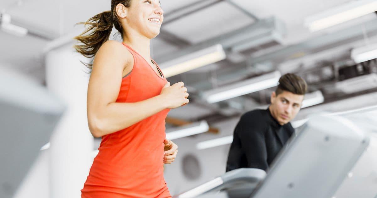 如何用跑步机减肥 大腿保持更苗条 身材更健美?