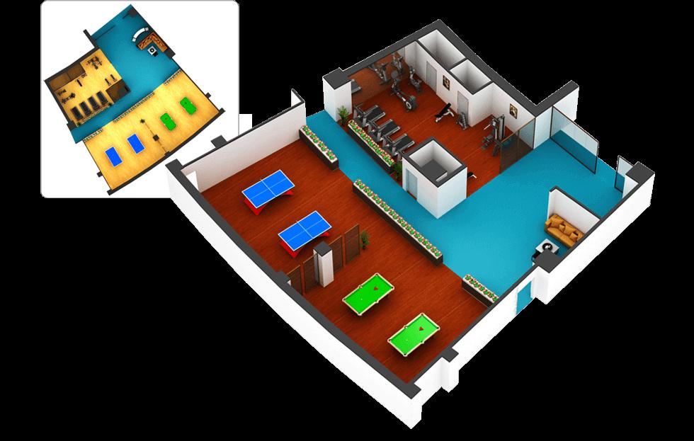 企业单位建设房配置