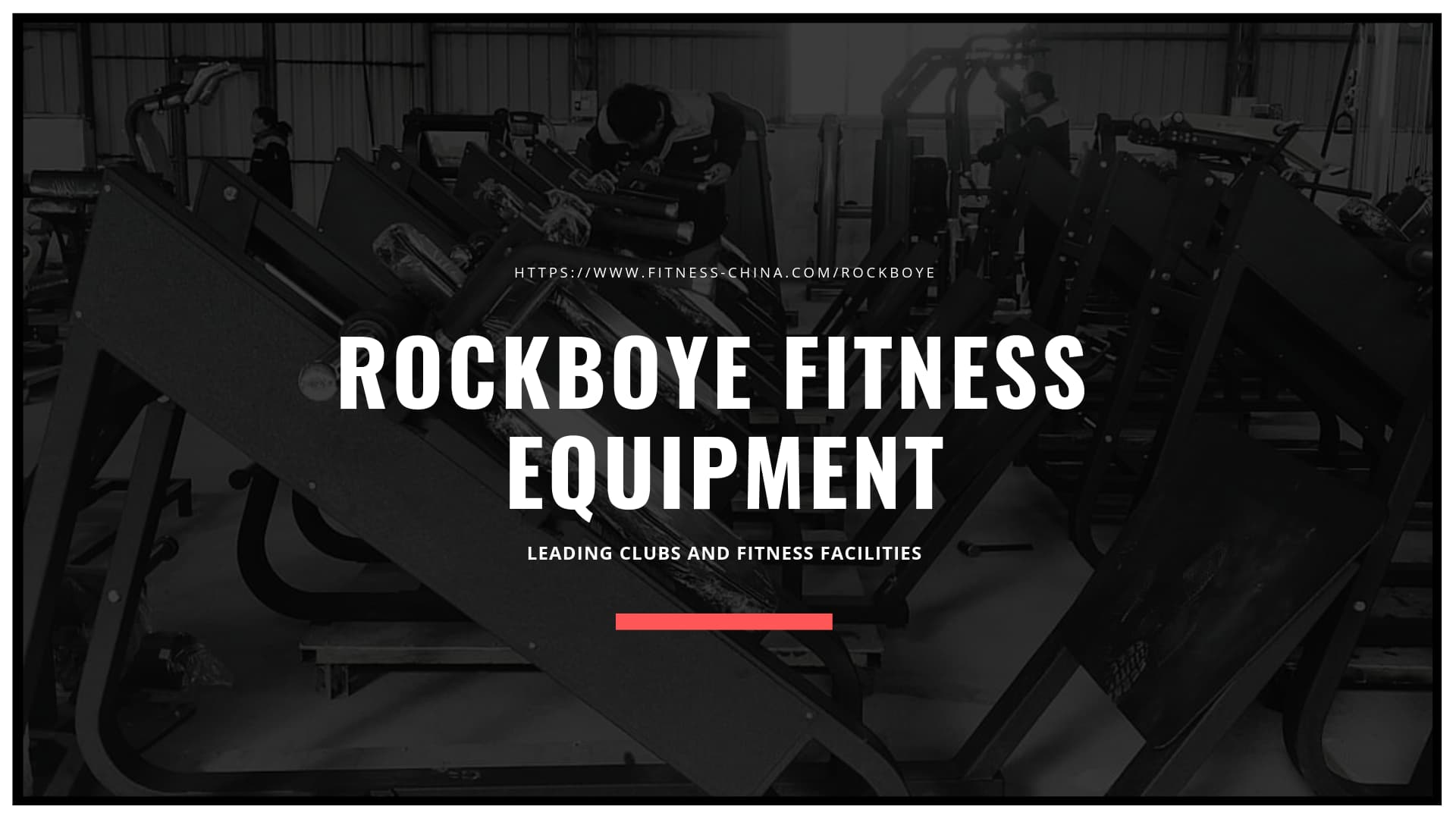 Fitness Equipment For Sale | ROCKBOYE
