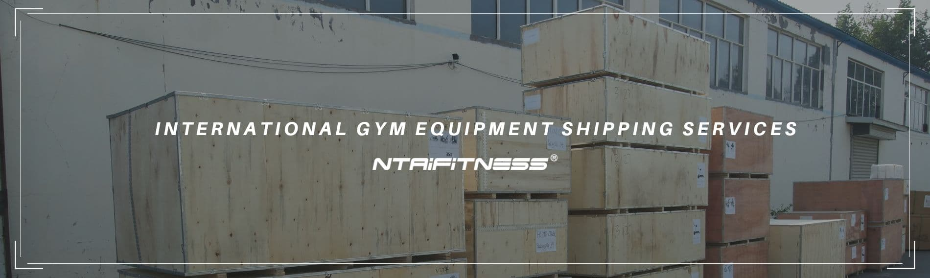 International Gym Equipment Shipping Services