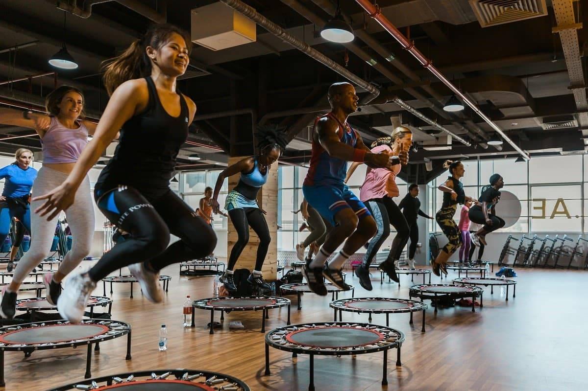 健身行业: 阿联酋健身行业迎来颠覆性变革