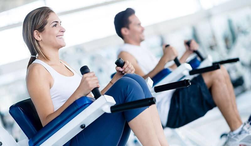 智能 互联网室内健身器材