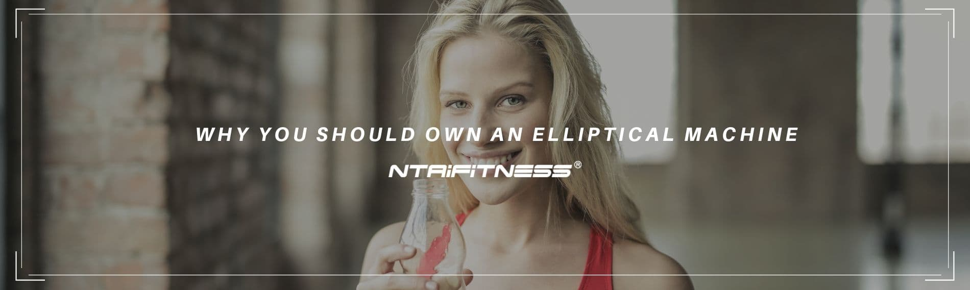 Why You Should Own An Elliptical Machine